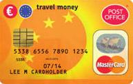 Prepaid-Currency-Card